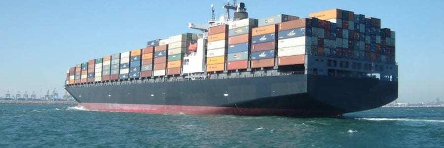 Морские перевозки грузов из Китая в Украину